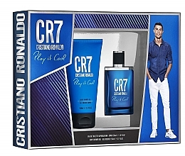 Profumi e cosmetici Cristiano Ronaldo CR7 Play It Cool - Set (edt/30ml + sh/gel/150ml)