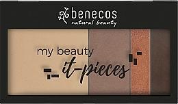 Profumi e cosmetici Palette trucco - Benecos It-Pieces Freaking Hot Palette Refill (ricarica)