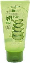 Profumi e cosmetici Gel universale per viso e corpo - Blumei Jeju Moisture Aloe 97% Soothing Gel