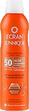 Profumi e cosmetici Spray solare - Ecran Sun Lemonoil Spray Protector Invisible SPF50