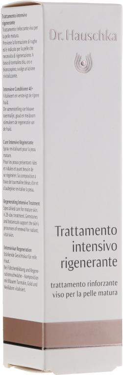Spray per il viso - Dr. Hauschka Regenerating Intensive Treatment — foto N4