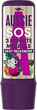 Profumi e cosmetici Trattamento intensivo per capelli - Aussie SOS 3 Minute Miracle Deep Treatment