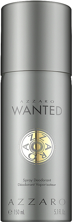Azzaro Wanted - Deodorante-spray