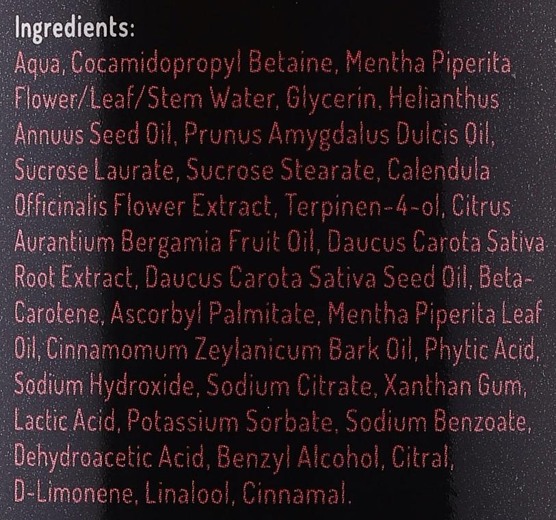 Crema detergente intima con estratto di calendula - Zielone Laboratorium — foto N3