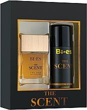 Profumi e cosmetici Bi-es The Scent Man - Set (edt/100ml + deo/150ml)