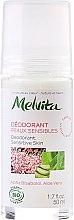 Profumi e cosmetici Deodorante pelli sensibili - Melvita Body Care Deodorant Sensetive Skin