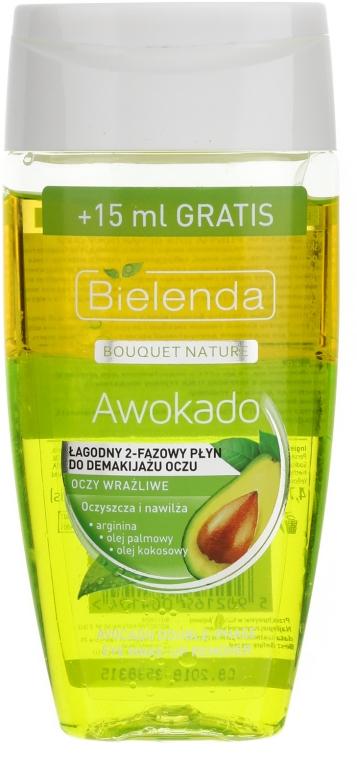 Struccante bifasico con estratto di avocado - Bielenda Bouquet Nature Awokado