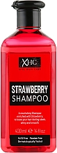 "Profumi e cosmetici Shampoo rigenerante ""Fragola"" - Xpel Marketing Ltd Hair Care Strawberry Shampoo"