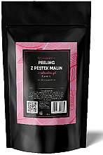 Profumi e cosmetici Peeling viso di semi di lampone - E-naturalne Peeling