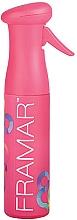 Profumi e cosmetici Spruzzatore, 250 ml - Framar Myst Assist Pink Spray Bottle