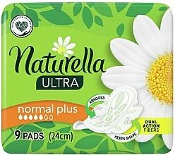 Profumi e cosmetici Assorbenti con ali, 9 pz - Naturella Ultra Normal Plus