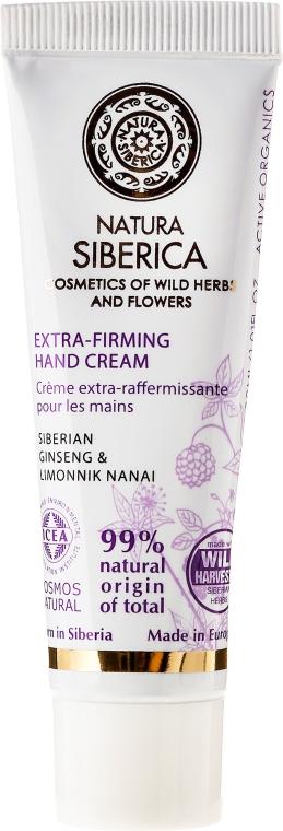 Crema mani extra-rassodante - Natura Siberica Extra-Firming Hand Cream