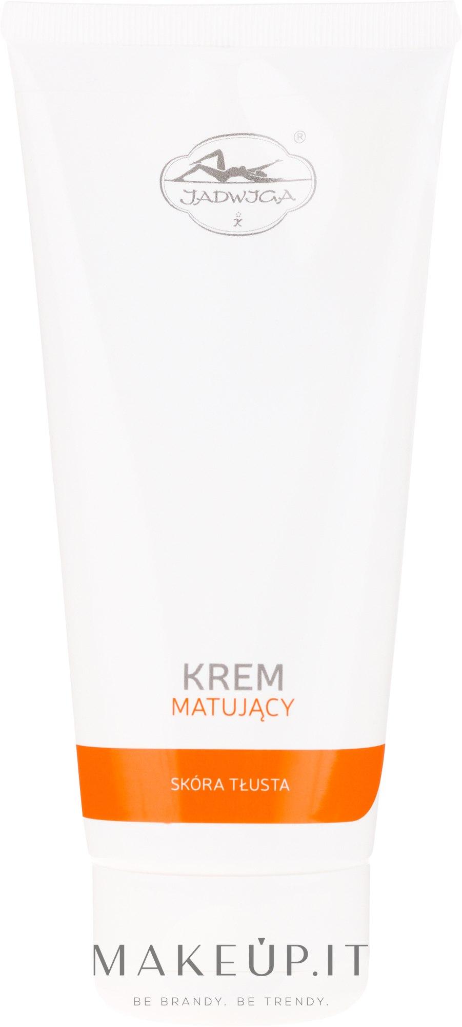 Crema opacizzante per il viso - Jadwiga Polish Matting And Antibacterial Cream — foto 50 ml