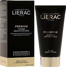 Profumi e cosmetici Mascherina facciale Premium - Lierac Premium Supreme Mask