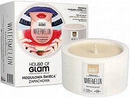 Profumi e cosmetici Candela profumata - House of Glam Watermelon Extravaganza Candle