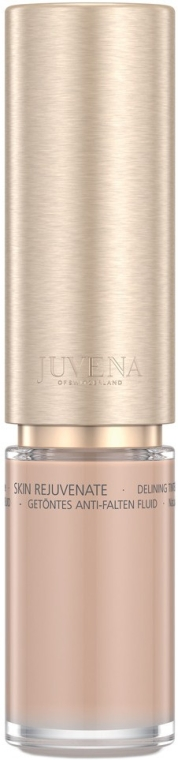 Fluido abbronzante levigante SPF 10 - Juvena Delining Tinted Fluid — foto N1