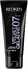 Profumi e cosmetici Gel per lo styling dei capelli - Redken Cushioning Blow-Dry Gel 07 Velvet Gelatine