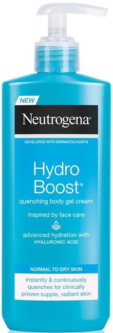 Crema idratante corpo - Neutrogena Hydro Boost Quenching Body Gel Cream