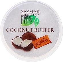 """Profumi e cosmetici Burro corpo """"Coconut"""" - Sezmar Collection"""