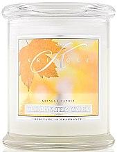 Profumi e cosmetici Candela profumata in vetro - Kringle Candle Clearwater Creek
