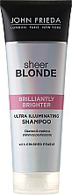 Shampoo per lucidare capelli biondi - John Frieda Sheer Blonde Brilliantly Brighter Shampoo — foto N2