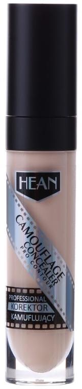 Correttore per viso e occhi - Hean Camouflage Concealer Pro Contour