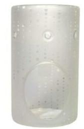 Lampada aromatica - Yankee Candle Addison Dot Glass Tart — foto N1