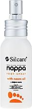 Profumi e cosmetici Lozione per i piedi con olio di neem - Silcare Nappa Foot Liquid with Neem Oil
