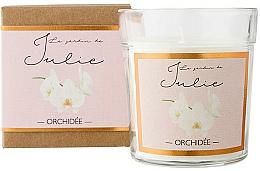 """Profumi e cosmetici Candela profumata """"Orchidea"""" - Ambientair Le Jardin de Julie Orchidee"""