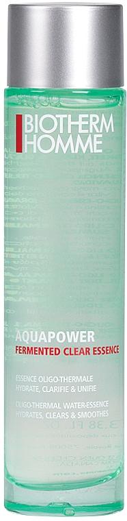 Essenza viso idratante e detergente - Biotherm Homme Aquapower Fermented Clear Essence — foto N1