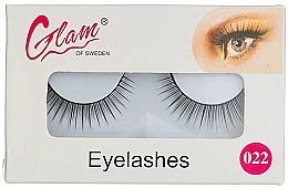 Profumi e cosmetici Ciglia finte, N. 022 - Glam Of Sweden Eyelashes