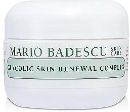 Profumi e cosmetici Crema viso rivitalizzante - Mario Badescu Glycolic Skin Renewal Complex