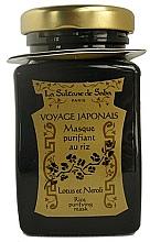 Profumi e cosmetici Maschera viso - La Sultane De Saba Rice Powder Purifying Rice Mask