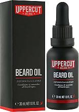 Profumi e cosmetici Olio da barba - Uppercut Deluxe Beard Oil