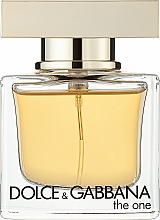 Profumi e cosmetici Dolce & Gabbana The One - Eau de toilette
