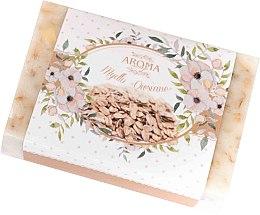 """Profumi e cosmetici Sapone """"Farina d'avena"""" - Delicate Organic Aroma Soap"""
