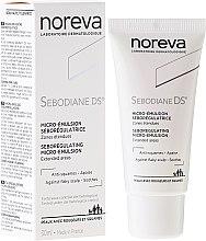 """Profumi e cosmetici Emulsione """"Seboregolazione"""" - Noreva Sebodiane DS Sebum-Regulating Micro-Emulsion"""