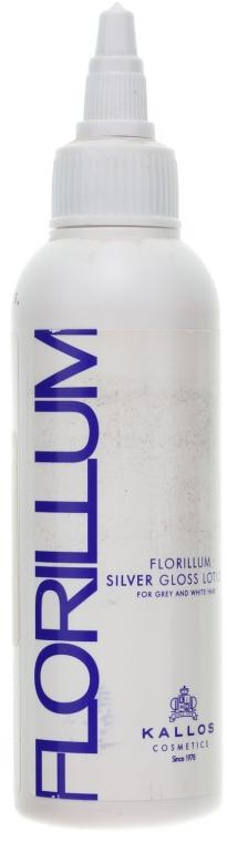 """Condizionante per capelli """"Argento"""" - Kallos Cosmetics Florillum Silver Gloss Lotion"""