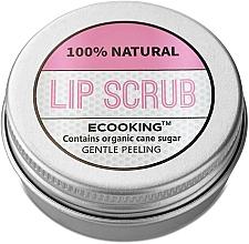 Profumi e cosmetici Scrub labbra - Ecooking Lip Scrub