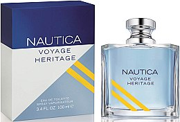 Profumi e cosmetici Nautica Voyage Heritage - Eau de toilette