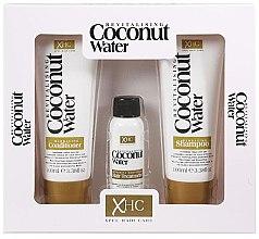 Profumi e cosmetici Set - Xpel Marketing Ltd Coconut Water Revitalising (shm/100 ml + cond/100 ml + ser/30 ml)