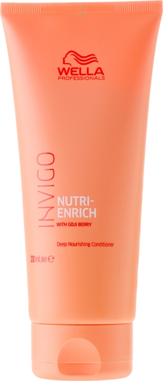 Condizionante capelli - Wella Professionals Invigo Nutri-Enrich Deep Nourishing Conditioner