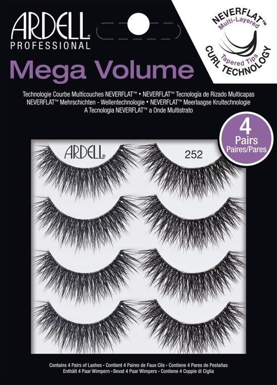 Ciglia finte - Ardell Mega Volume 252