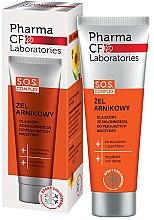 "Profumi e cosmetici Gel per capillari danneggiati ""Arnica"" - Pharma CF S.O.S. Complex Gel"