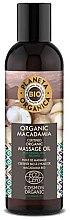 Profumi e cosmetici Olio da massaggio - Planeta Organica Organic Macadamia Natural Massage Oil