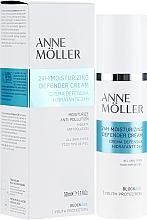 Profumi e cosmetici Crema viso idratante - Anne Moller Blockage 24h Moisturizing Defender Cream