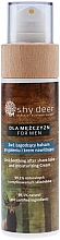 Profumi e cosmetici Balsamo dopobarba lenitivo e idratante - Shy Deer For Men 2in1 Sothing After Shave Balm And Moisturizing Cream