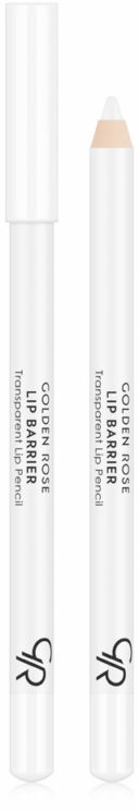 Matita trasparente contorno labbra - Golden Rose Lip Barrier Transparent Lip Pencil