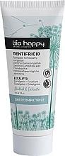 Profumi e cosmetici Dentifricio con estratto di eucalipto - Bio Happy Neutral&Delicate Toothpaste Eucalyptus