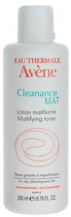 Lozione-tonico opacizzante per pellei problematiche - Avene Anti-Seborrheiques Cleanance Lotion